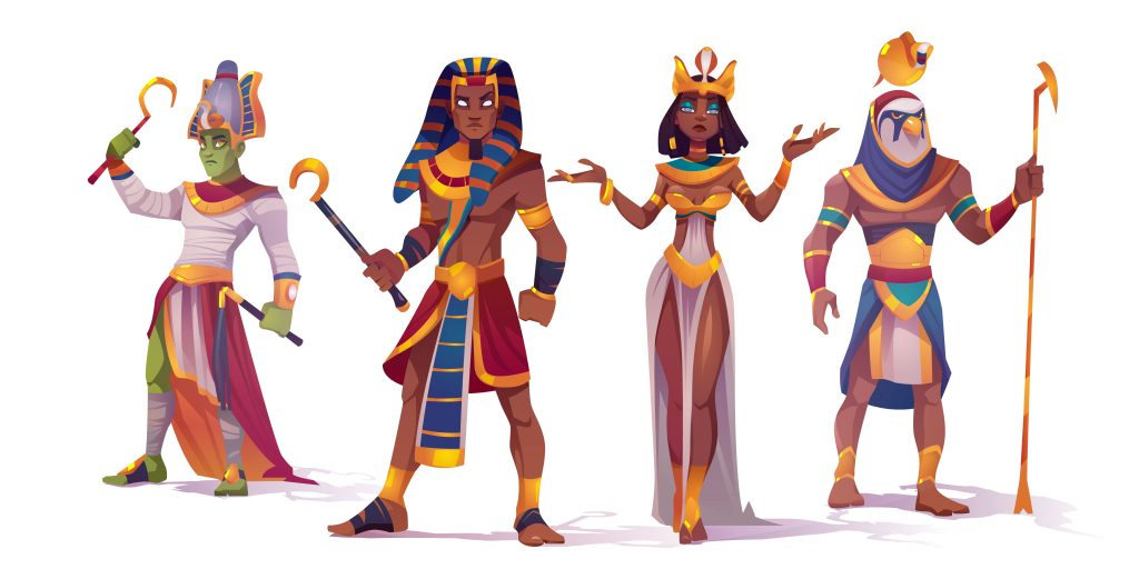 To know more about Ancient Egypt Design Clothing in Google SERP