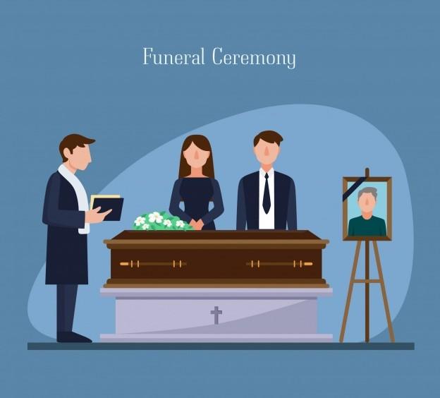 Funeral Process in California